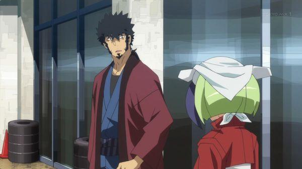 『ディメンションW』第3話「ナンバーズを追え」【アニメ感想】_34562