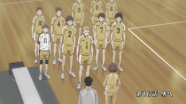 『ハイキュー!!セカンドシーズン』第16話「次へ」【アニメ感想】_34650