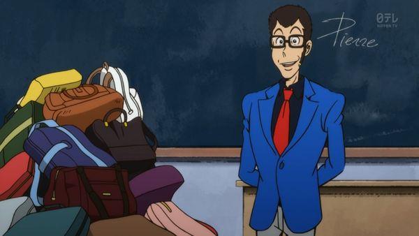『ルパン三世 2015(新シリーズ)』第16話「ルパンの休日」【アニメ感想】_35508
