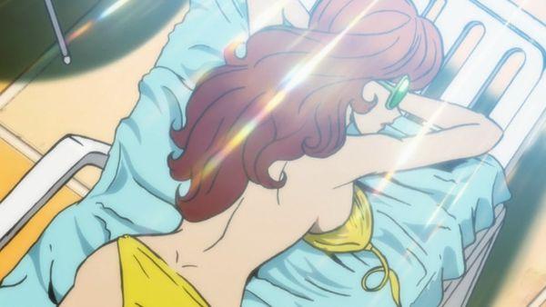『ルパン三世 2015(新シリーズ)』第16話「ルパンの休日」【アニメ感想】_35516