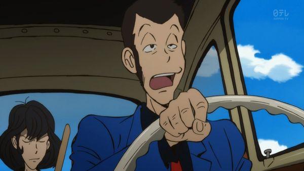 『ルパン三世 2015(新シリーズ)』第16話「ルパンの休日」【アニメ感想】_35520
