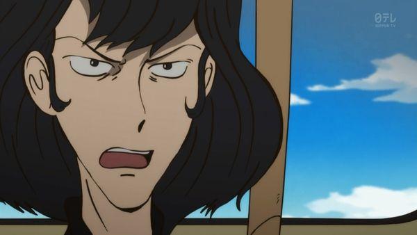 『ルパン三世 2015(新シリーズ)』第16話「ルパンの休日」【アニメ感想】_35521