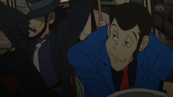 『ルパン三世 2015(新シリーズ)』第16話「ルパンの休日」【アニメ感想】_35524