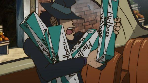 『ルパン三世 2015(新シリーズ)』第16話「ルパンの休日」【アニメ感想】_35532