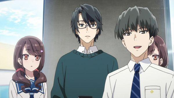『ハルチカ』第4話「ヴァナキュラー・モダニズム」【アニメ感想】_36406