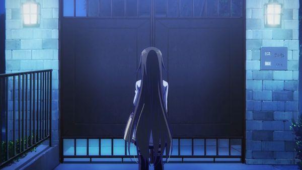 『無彩限のファントム・ワールド』第4話「模造家族」【アニメ感想】_36534