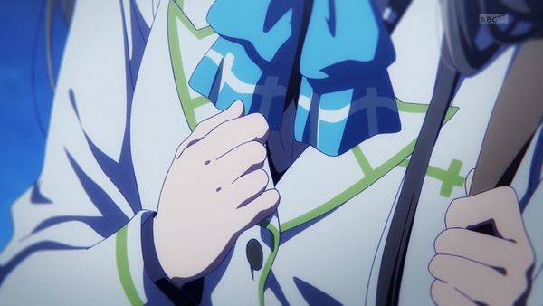 『無彩限のファントム・ワールド』第4話「模造家族」【アニメ感想】_36535