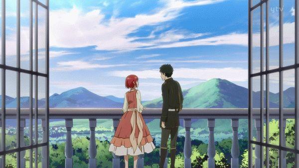 『赤髪の白雪姫』第15話「迷うは戸惑いの中」【アニメ感想】_36965