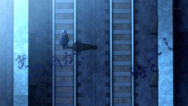 『ディバインゲート』第4話「蒼い記憶」【アニメ感想】_37156