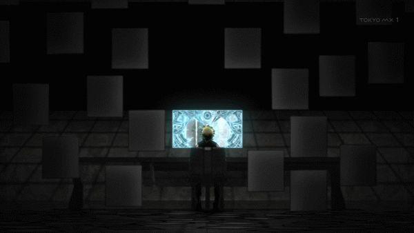 『ディバインゲート』第4話「蒼い記憶」【アニメ感想】_37163