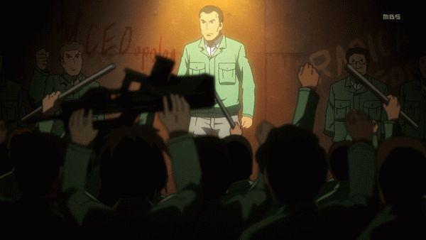 『機動戦士ガンダム 鉄血のオルフェンズ』第17話「クーデリアの決意」【アニメ感想】_37512