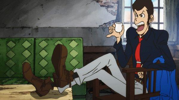『ルパン三世』第17話「皆殺しのマリオネット」【アニメ感想】_38437