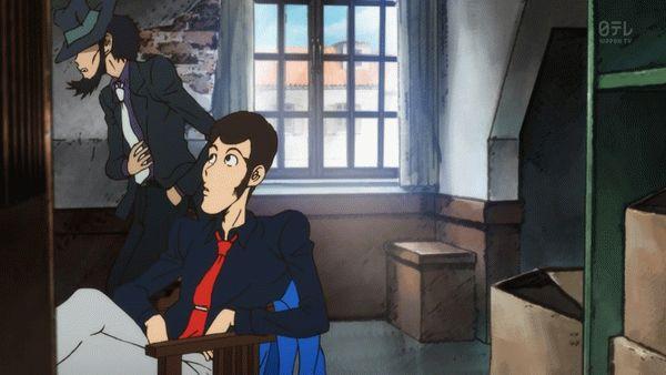 『ルパン三世』第17話「皆殺しのマリオネット」【アニメ感想】_38440
