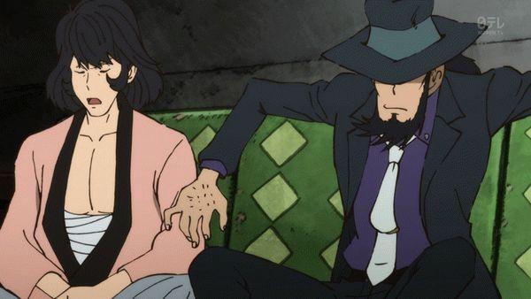 『ルパン三世』第17話「皆殺しのマリオネット」【アニメ感想】_38451