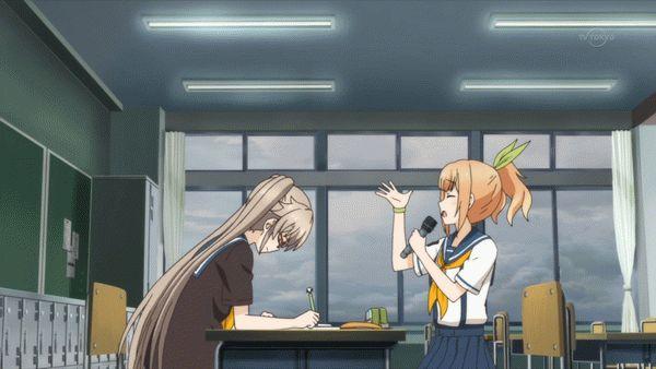『蒼の彼方のフォーリズム』第4話 「お肉……うれしい!」【アニメ感想】_38649