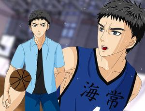 【黒子のバスケ】笠松幸男画像まとめ_3903