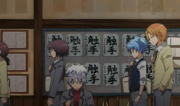 『暗殺教室』2期 第4話「紡ぐ時間」【アニメ感想】_39924