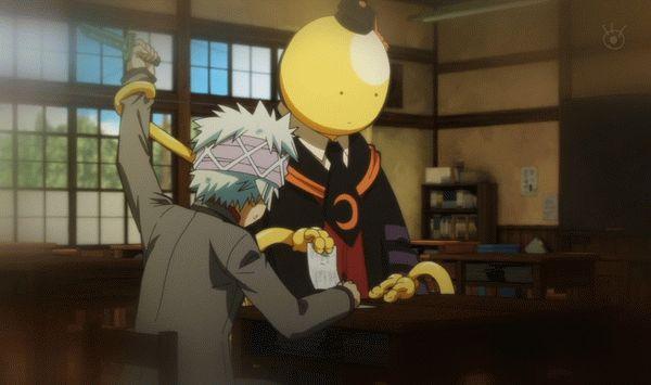 『暗殺教室』2期 第4話「紡ぐ時間」【アニメ感想】_39926