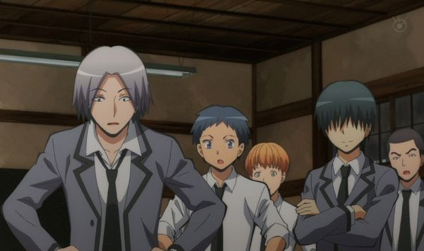 『暗殺教室』2期 第4話「紡ぐ時間」【アニメ感想】_39932
