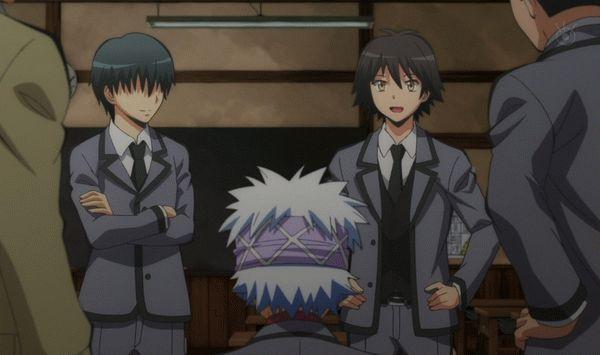 『暗殺教室』2期 第4話「紡ぐ時間」【アニメ感想】_39937