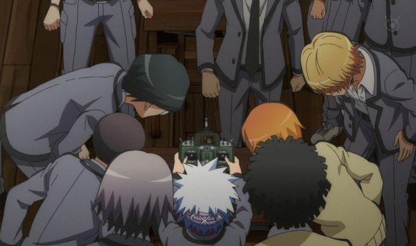 『暗殺教室』2期 第4話「紡ぐ時間」【アニメ感想】_39940