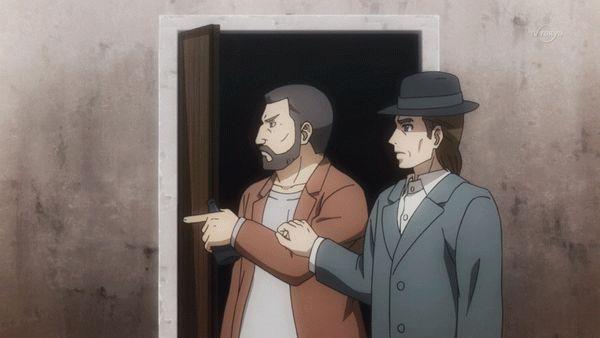 『シュヴァルツェスマーケン』第4話【アニメ感想】_40113