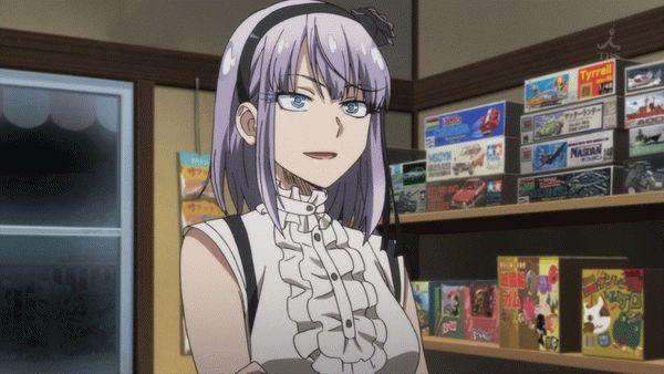 『だがしかし』第5話「ビンラムネとベビースターラーメンと…」【アニメ感想】_40600