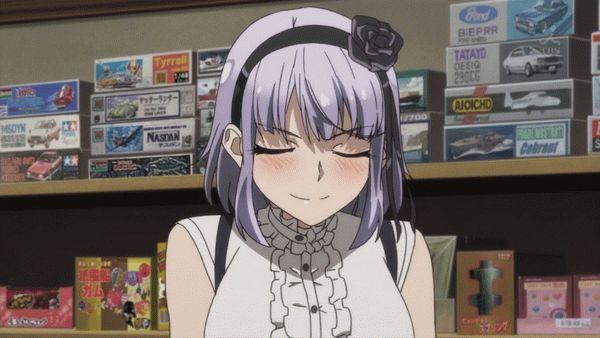 『だがしかし』第5話「ビンラムネとベビースターラーメンと…」【アニメ感想】_40604