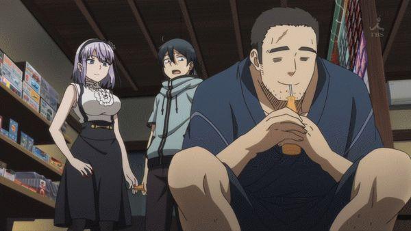 『だがしかし』第5話「ビンラムネとベビースターラーメンと…」【アニメ感想】_40610
