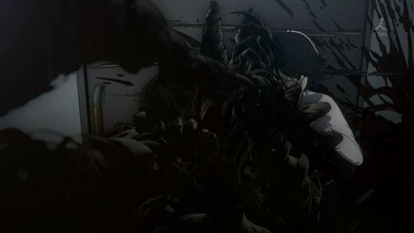 『亜人』第4話「君は黒い幽霊を見たことがあるか?」【アニメ感想】_41068