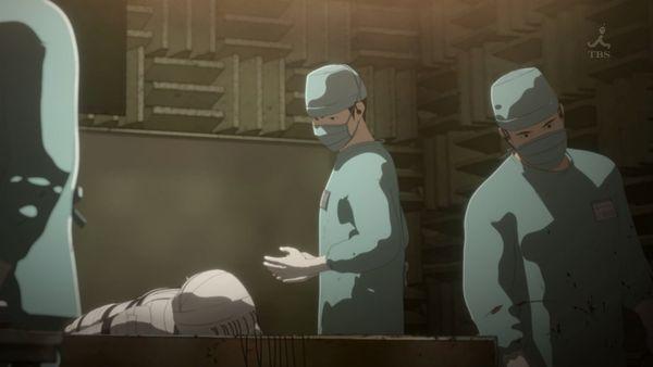 『亜人』第5話「いざとなったら助けを求める最低なクズ」【アニメ感想】_41162