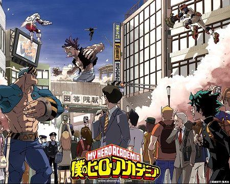 【ジャンプNEW!看板漫画!】『僕のヒーローアカデミア』ってどんな漫画?_4190