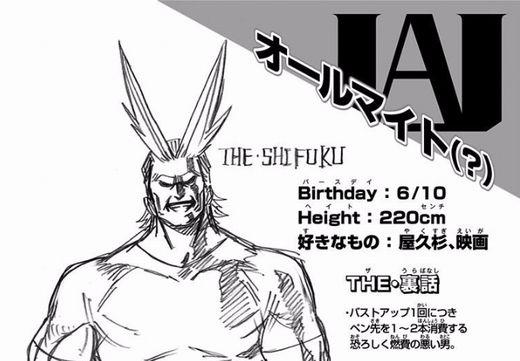 【ジャンプNEW!看板漫画!】『僕のヒーローアカデミア』ってどんな漫画?_4192