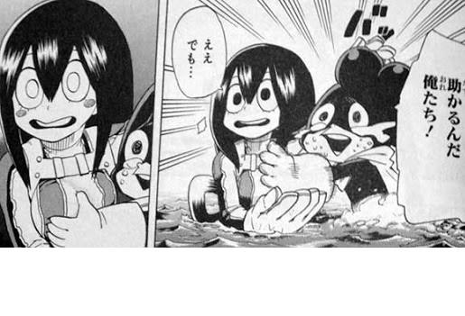 【僕のヒーローアカデミア】ニッチな可愛さ!?【蛙吹梅雨】の画像とその情報_4209