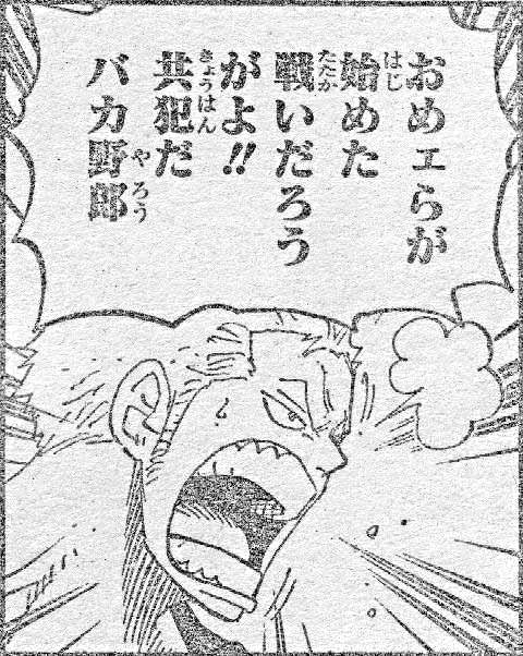 『ワンピース』ゾロがかわいい【画像まとめ】_4491