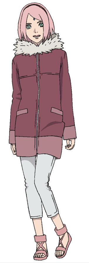 【人物紹介・画像まとめ】『NARUTO』春野サクラ_4798