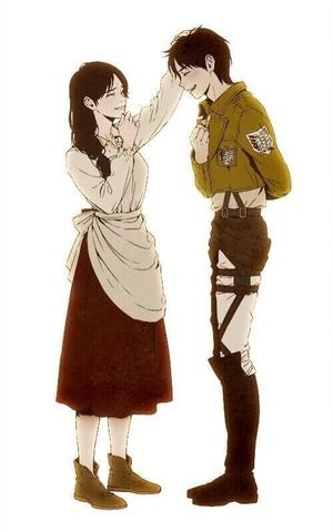 【進撃の巨人】カルラ・イェーガー画像まとめ_5020