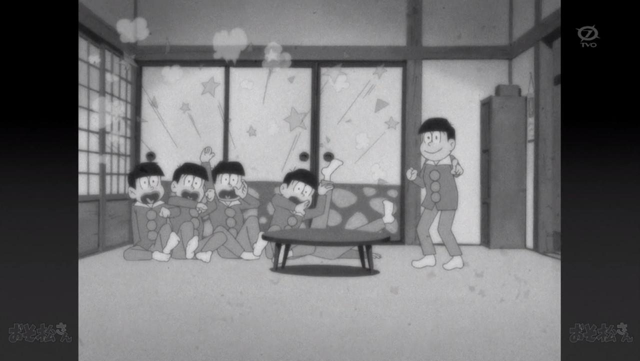 【ネタバレ】おそ松さん 第一話 「復活!おそ松くん」_6106