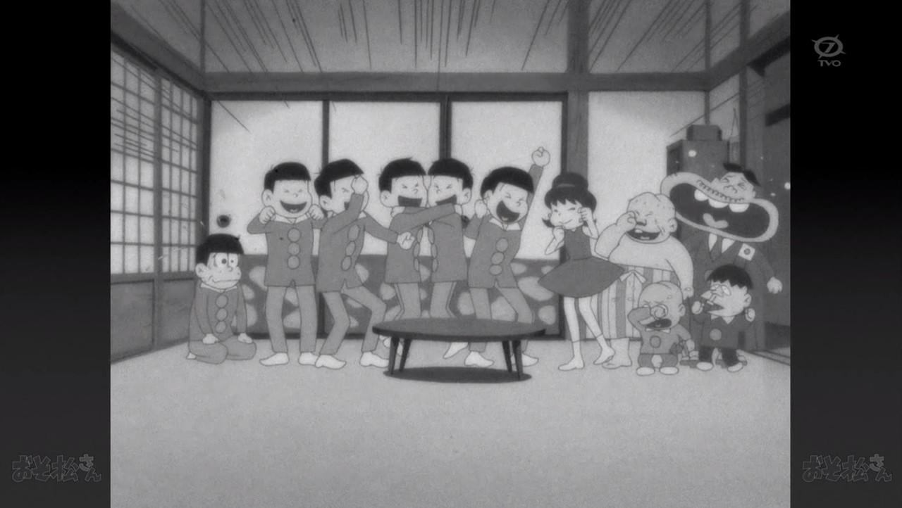 【ネタバレ】おそ松さん 第一話 「復活!おそ松くん」_6123