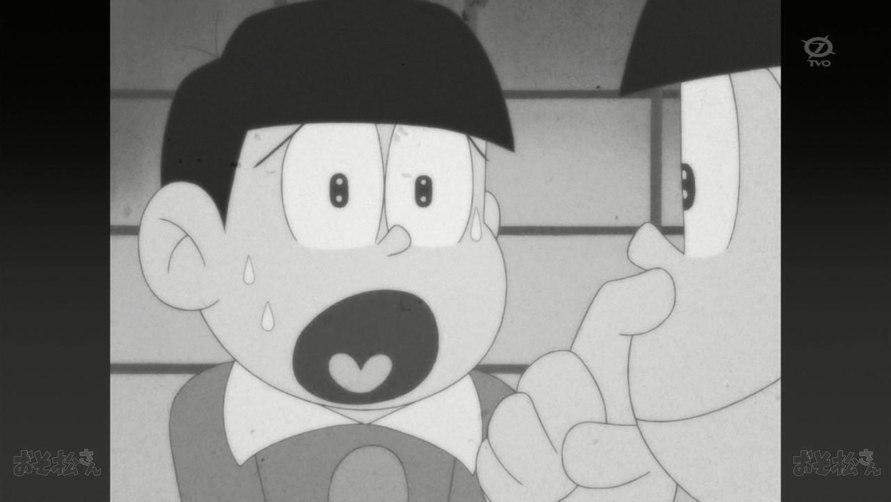 【ネタバレ】おそ松さん 第一話 「復活!おそ松くん」_6125