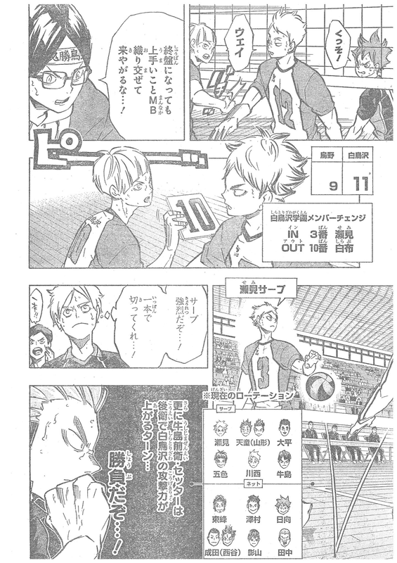 『ハイキュー』181話「殴り合い第2ラウンド」【ネタバレ・感想】_6297