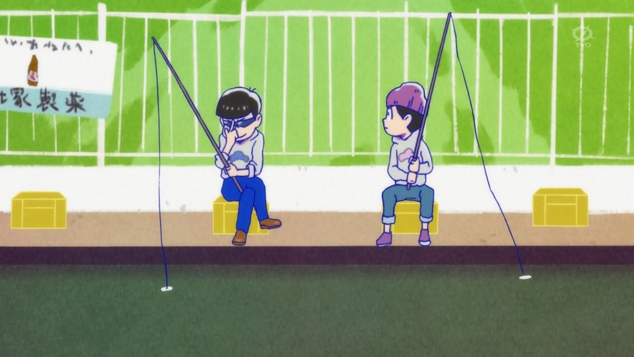 『おそ松さん』第2話(前半)「就職しよう」【アニメ感想】_6862