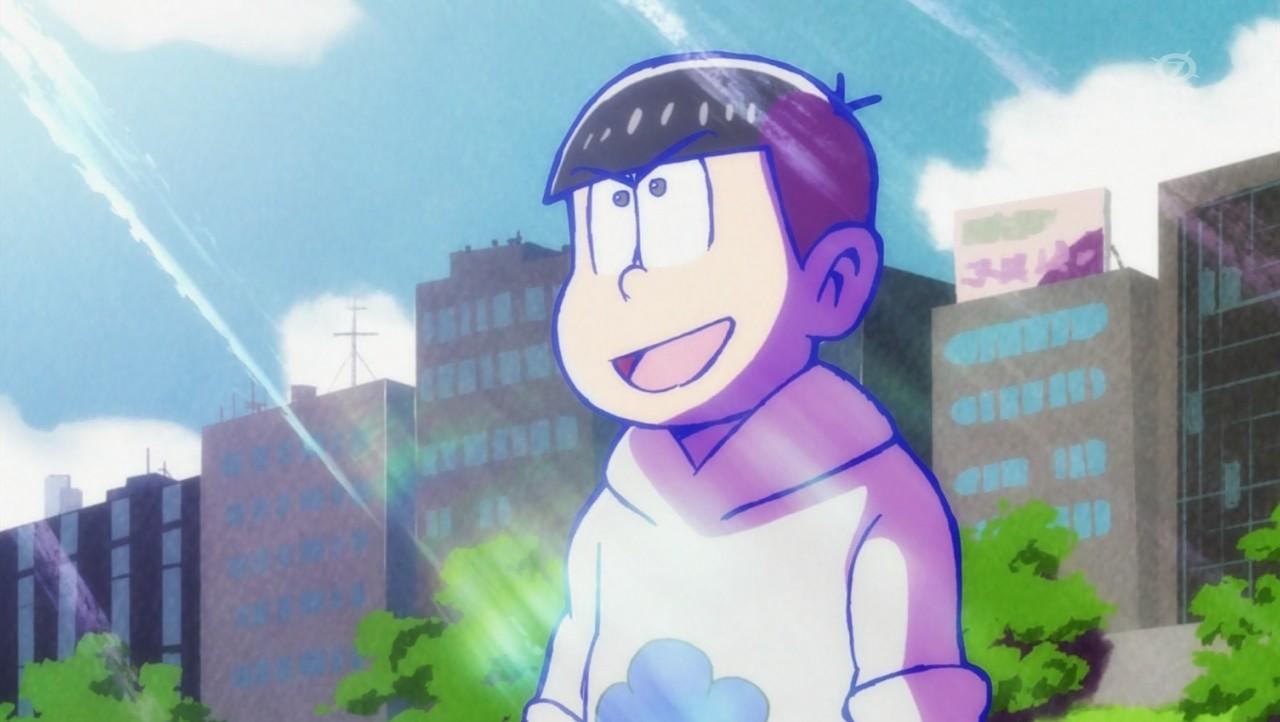 『おそ松さん』第2話(前半)「就職しよう」【アニメ感想】_6865