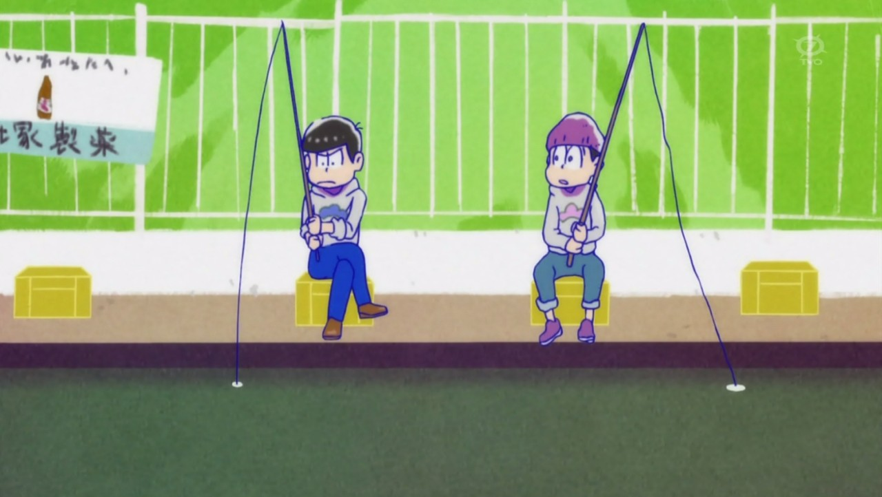『おそ松さん』第2話(前半)「就職しよう」【アニメ感想】_6866