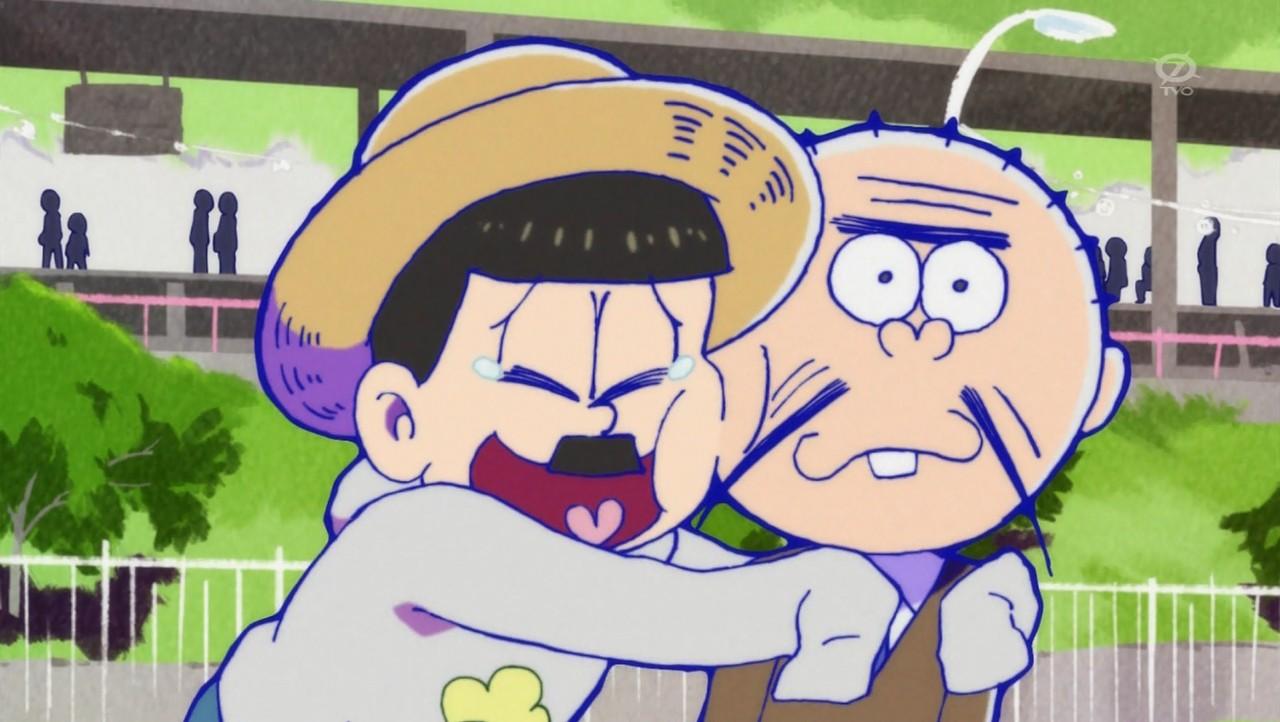 『おそ松さん』第2話(前半)「就職しよう」【アニメ感想】_6875