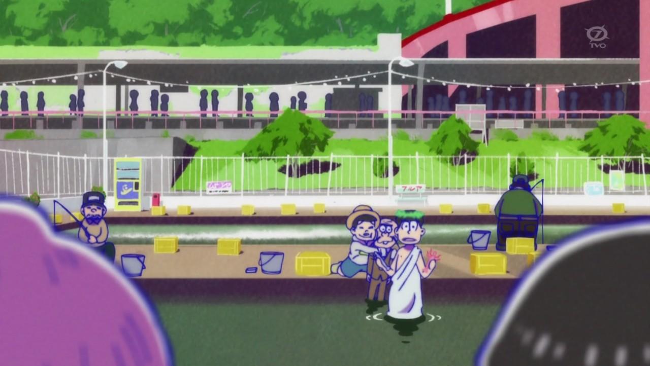 『おそ松さん』第2話(前半)「就職しよう」【アニメ感想】_6876