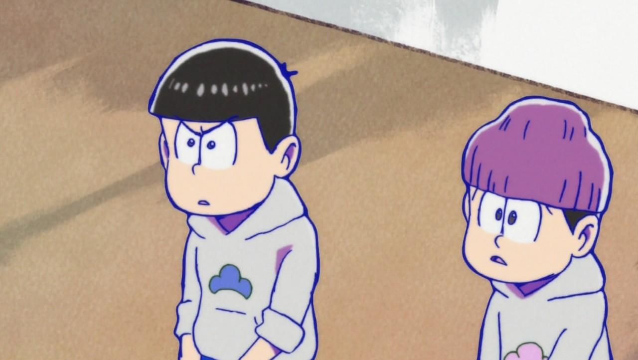 『おそ松さん』第2話(前半)「就職しよう」【アニメ感想】_6877