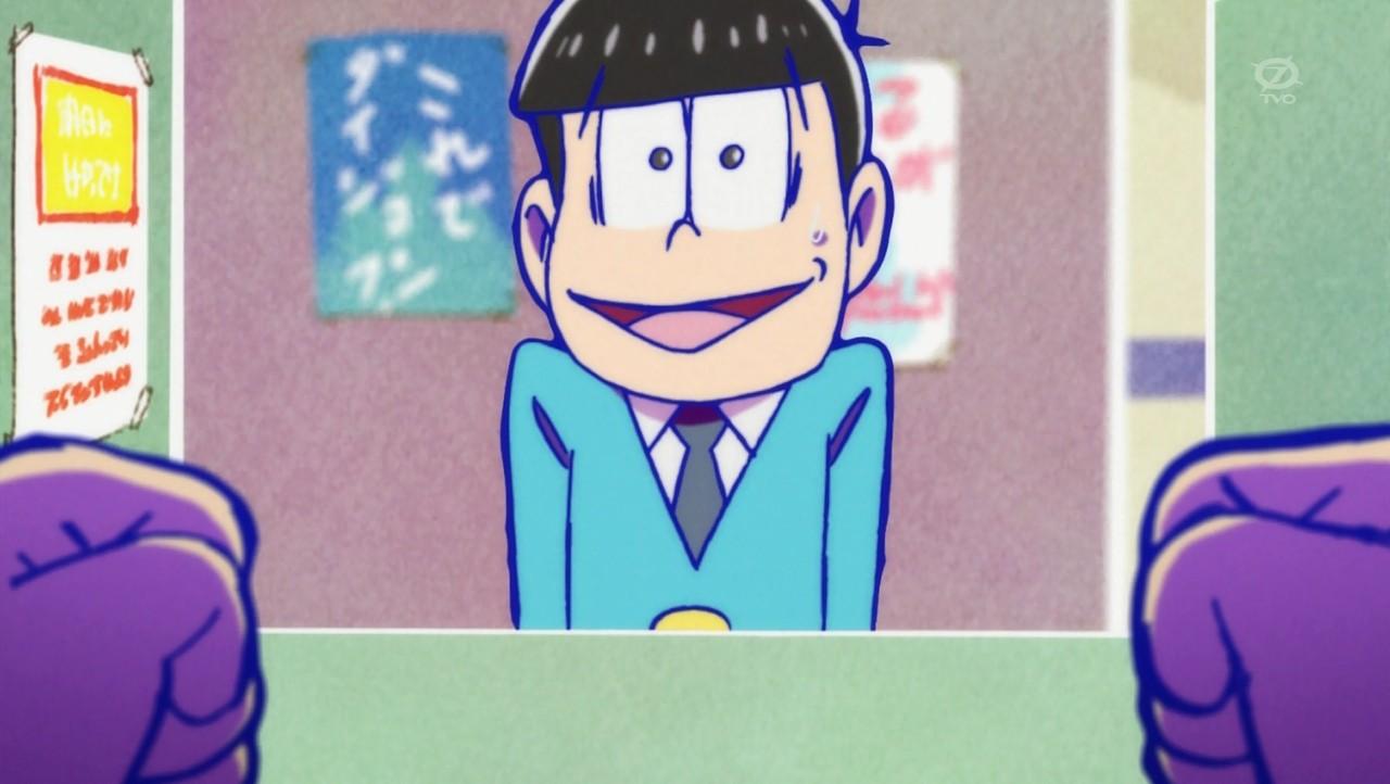 『おそ松さん』第2話(前半)「就職しよう」【アニメ感想】_6881