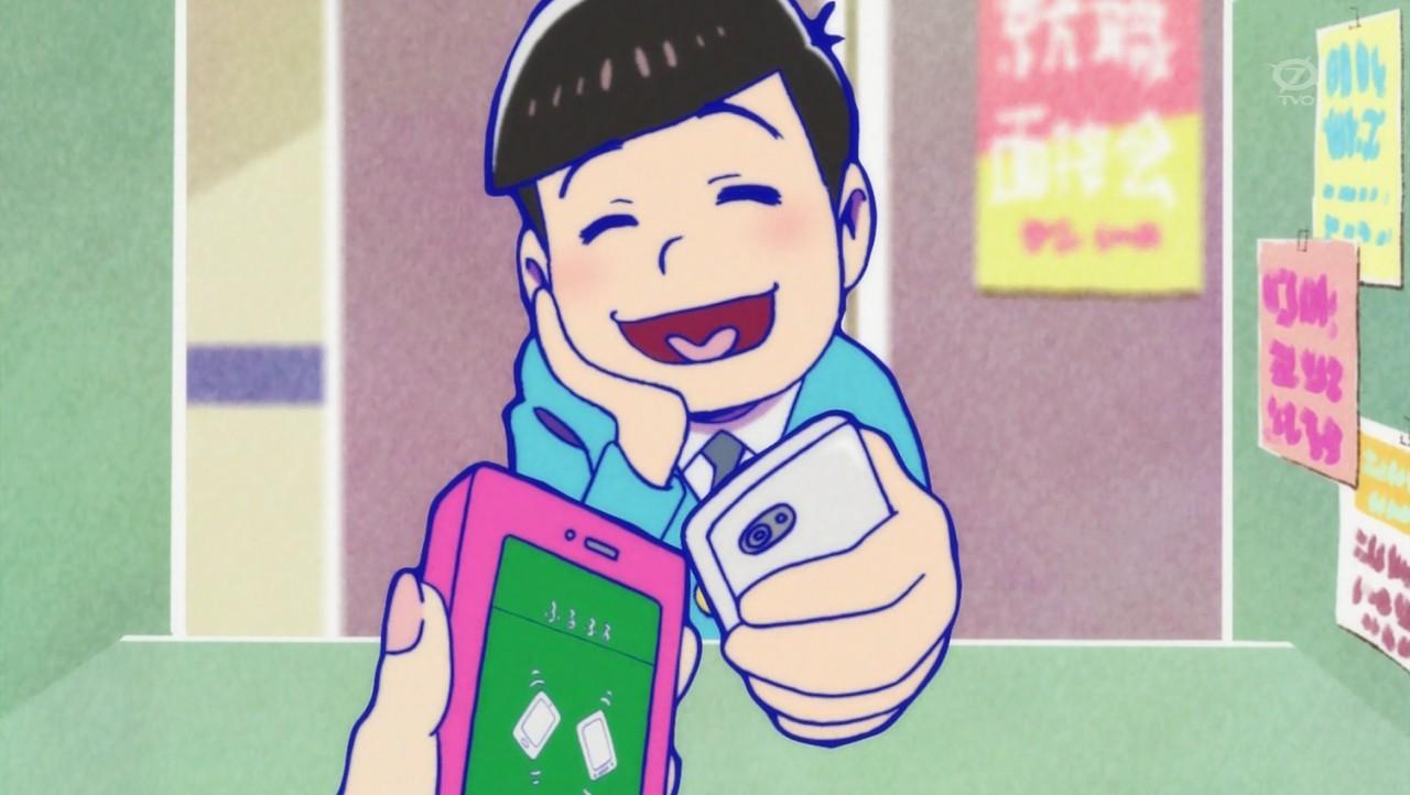 『おそ松さん』第2話(前半)「就職しよう」【アニメ感想】_6886