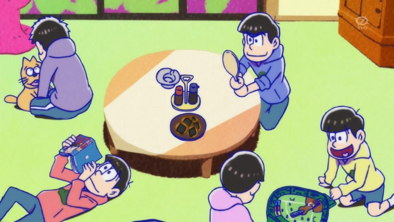 『おそ松さん』第4話(Aパート)「自立しよう」【アニメ感想】_7247